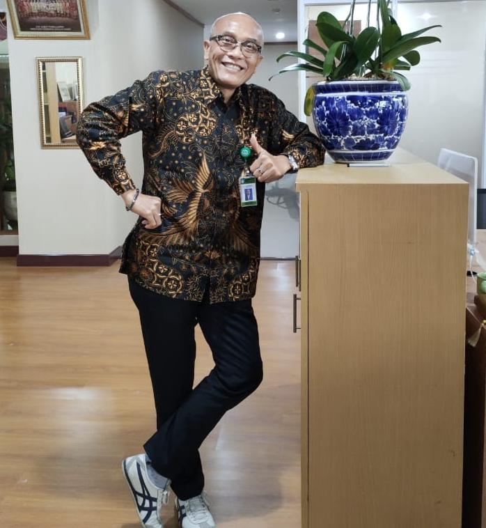 Dr. Ir. Eko Warisdiono, M.M.