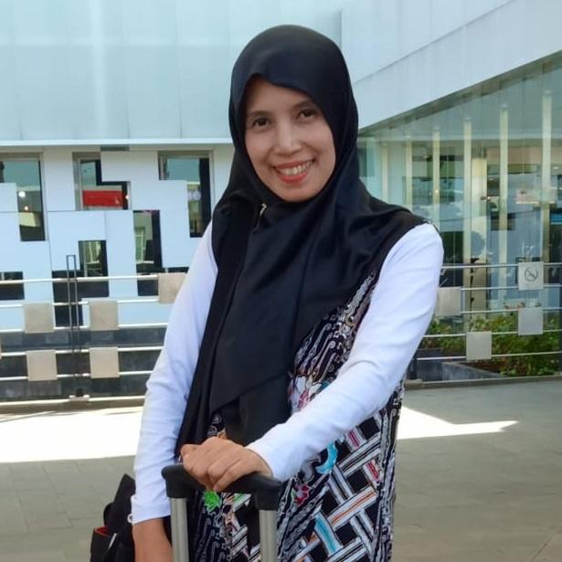 Ine Rahmawati, S.Pd., M.Si